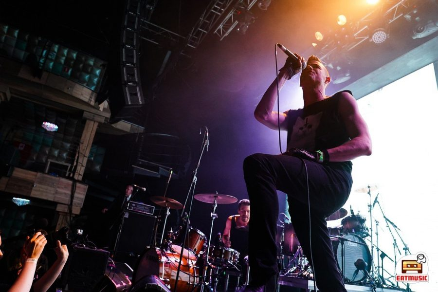 Концерт Combichrist в Москве (RED 30-04-2018): репортаж, фото Кирилл Видеев