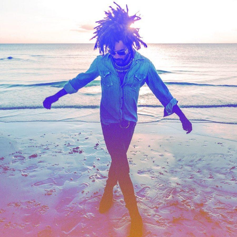 Новый альбом Lenny Kravitz - Raise Vibration