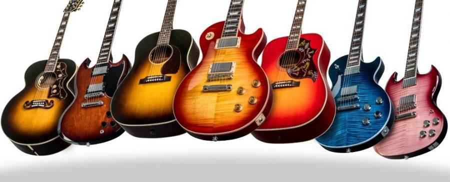 Компания Gibson Brands