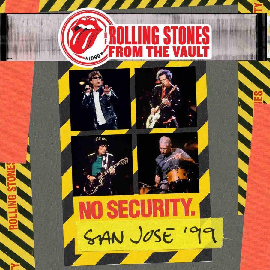 The Rolling Stones выпускают концертный фильмNo Security U.S.Tour в июле