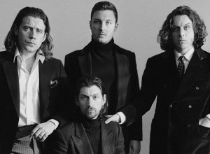 Альбом Arctic Monkeys - Tranquility Base Hotel + Casino