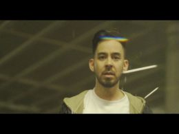 Клип ​Mike Shinoda – Running From My Shadow [feat. grandson]