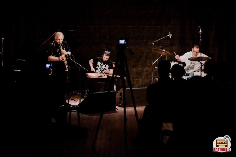 Интервью с трио Яремчук – Санадирадзе – Мачавариани на фестивале Summer-Avant-Garde / фотограф Павел Пестов