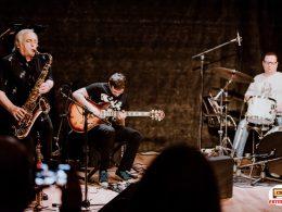 Интервью с трио Яремчук – Санадирадзе – Мачавариани на фестивале Summer-Avant-Garde