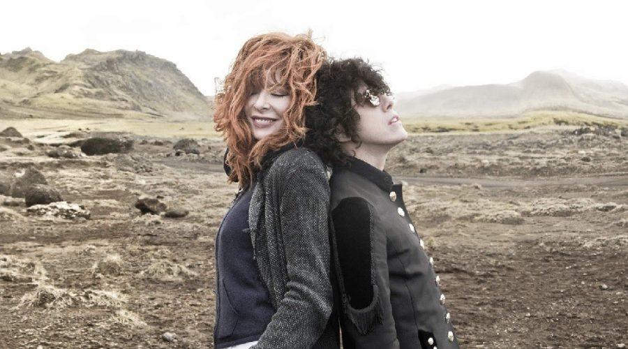 Дуэт Mylene Farmer & LP - N'oublie Pas: гармония, радость и красота Исландии
