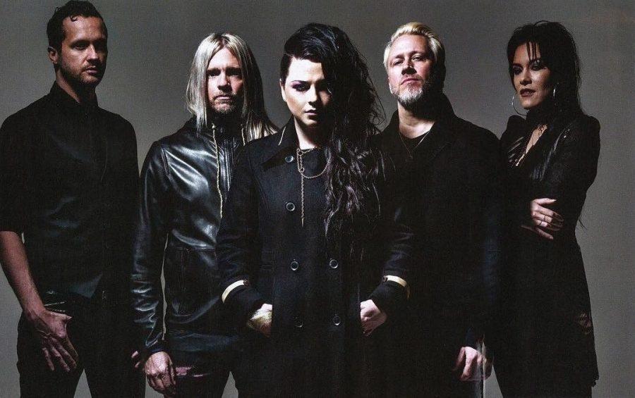 Клип Evanescence - Hi-Lo (featuring Lindsey Stirling)
