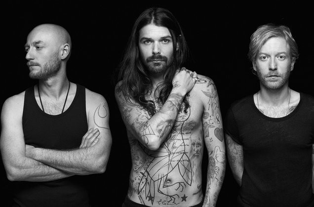 Альбом Biffy Clyro — MTV Unplugged