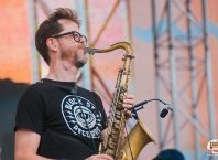 Донни МакКаслин на фестивале «Усадьба Jazz 2018»