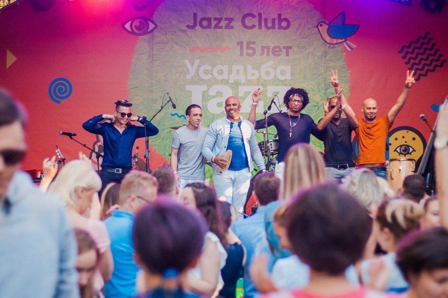 Усадьба Jazz 2018 (Усадьба Архангельское, 02-03/06/2018): репортаж, фото Валерия Литвак