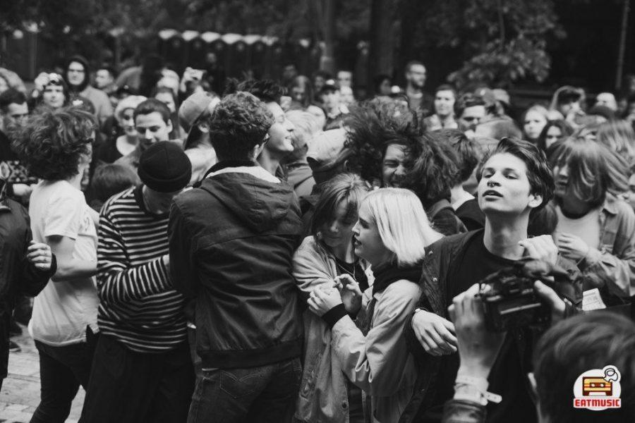 Фестиваль независимой музыки БОЛЬ 2018 (10/11-06-2018 Дворец Культуры ЗИЛ): репортаж, фото Анастасия Чеканова
