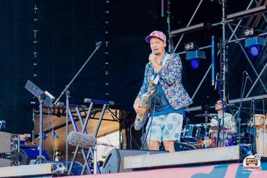 Меджикул на фестивале «Усадьба Jazz 2018»