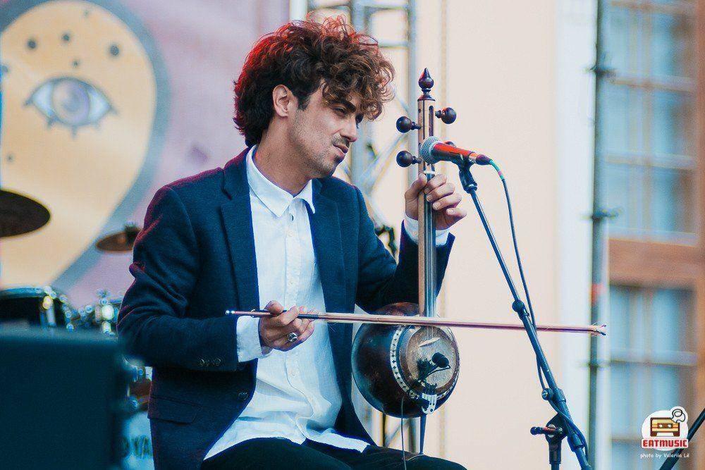 Марк Эльяху на фестивале «Усадьба Jazz 2018» фотограф Валерия Литвак