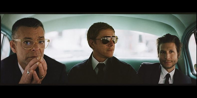 новый альбом Interpol / Сингл Interpol – The Rover