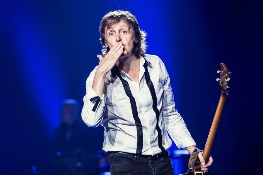 Новые синглы Paul McCartney -Come On to Me иI Don't Know