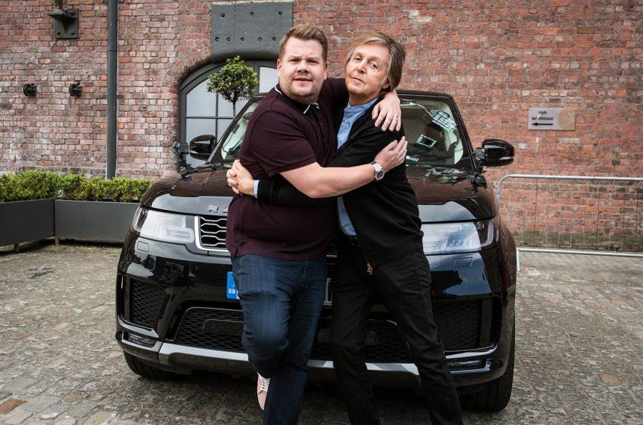 Что посмотреть: Paul McCartney Carpool Karaoke