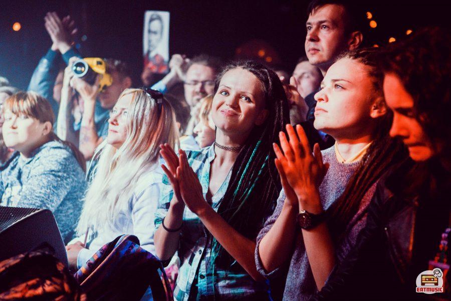 Дельфин в клубе 16 Тонн 31-05-2018: репортаж, фото Алевтина Легещич