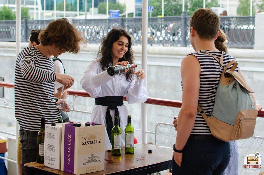 Концерт АлоэВера на корабле, 22-07-2018: репортаж, фото Роман Головчин