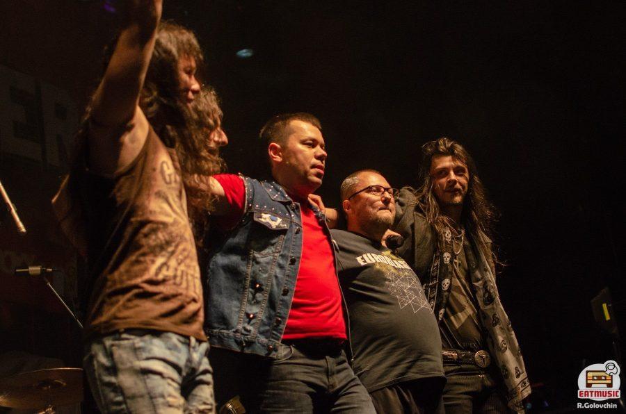 Концерт Steel Panther в Москве (27-06-2018 Arbat Hall): репортаж, фото Роман Головчин