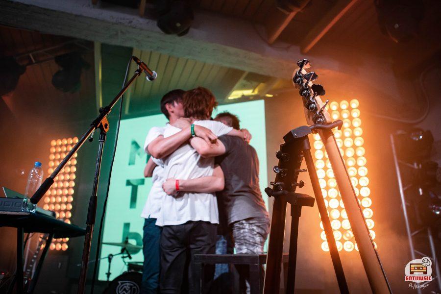 Концерт группы Мультfильмы (Мумий Тролль Бар 21-07-2018): репортаж, фото Алевтина Легещич