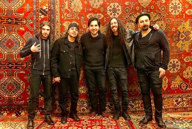 Новый альбомDaron Malakian&Scars On Broadway - Dictator