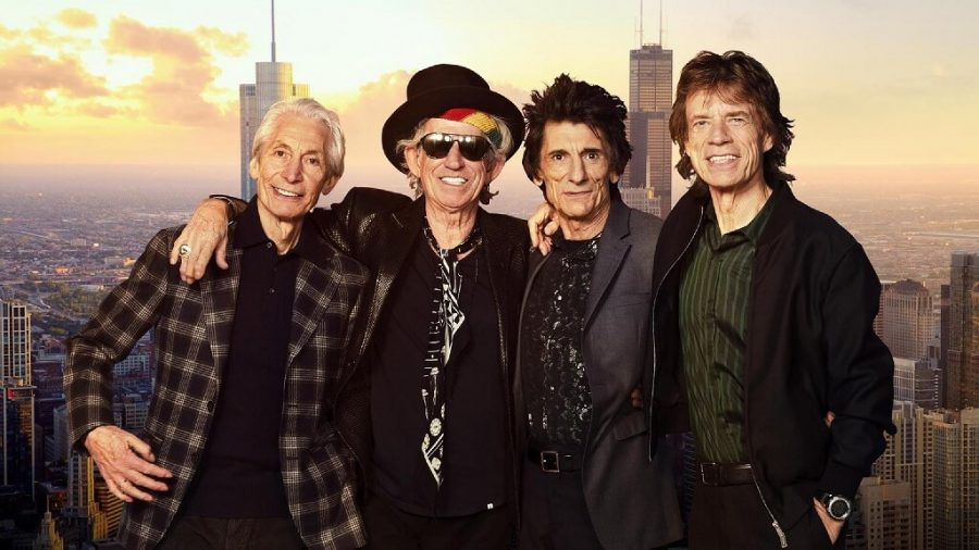 The Rolling Stones и компания Universal Music Group