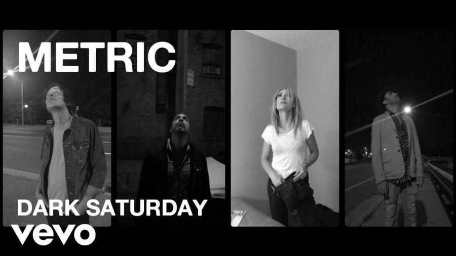 Клип Metric - Dark Saturday