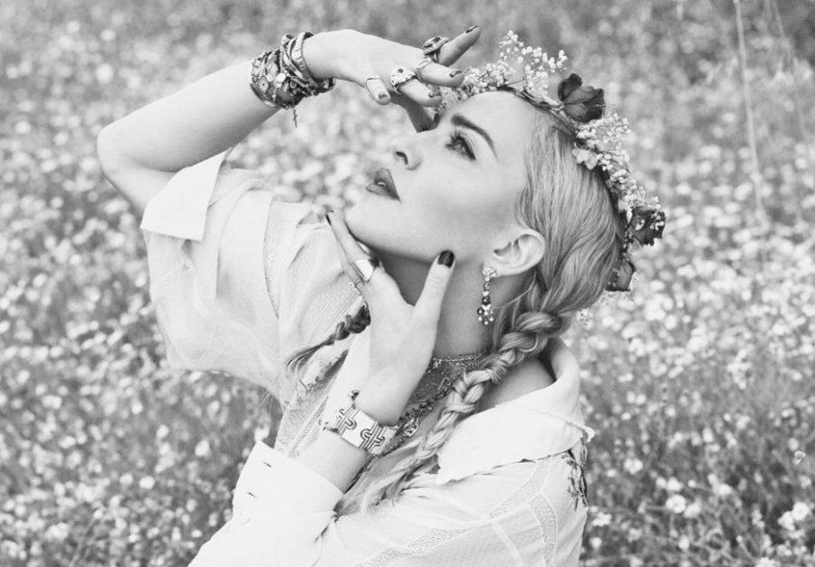 Новый альбом Мадонны выйдет в 2018 году
