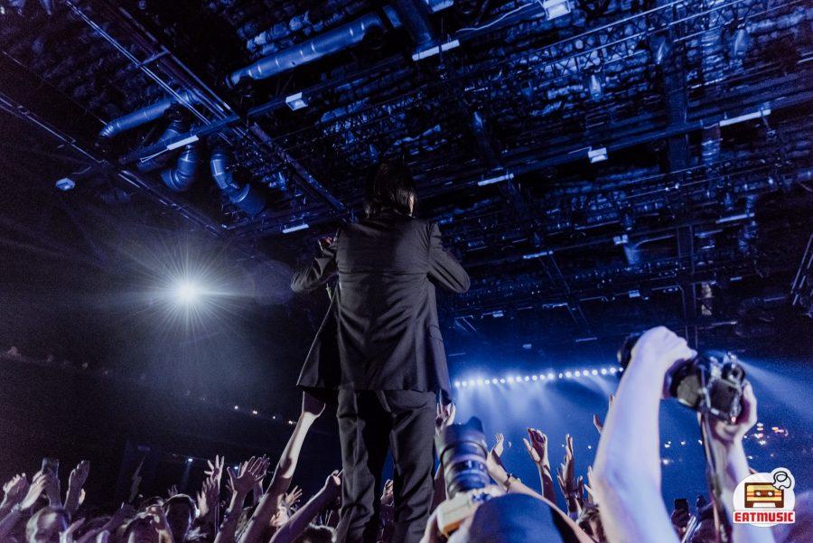 Концерт Nick Cave & The Bad Seeds в Москве (Adrenaline Stadium 27-08-2018): репортаж, фото Павел Пестов