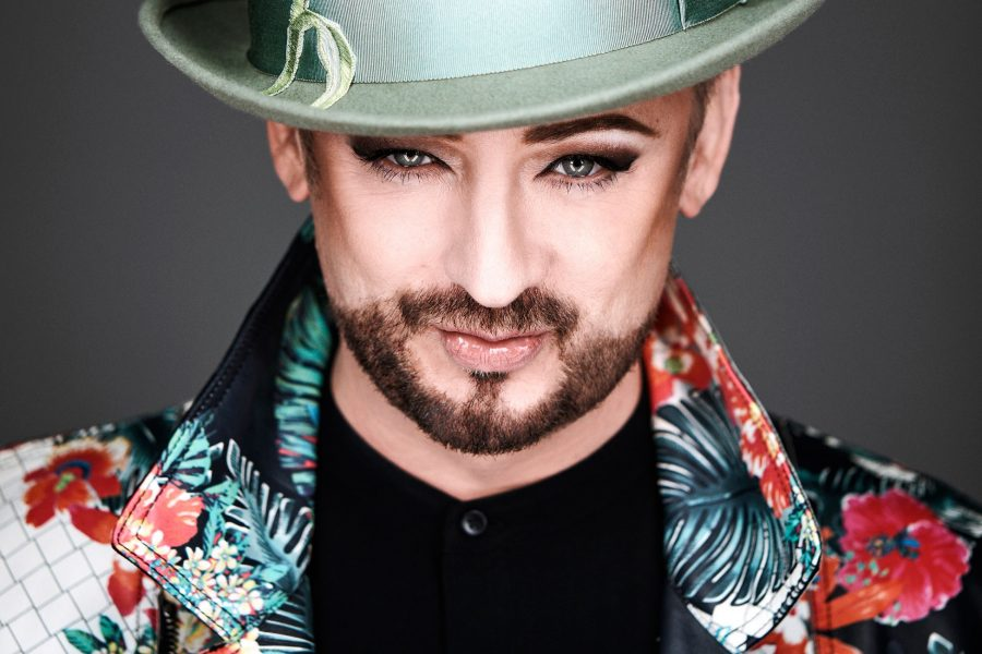 Возвращение легенды: синглBoy George and Culture Club - Let Somebody Love You