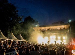 Первый Pauzern Picnic в Москве (концерт Аnacondaz 26-07-2018): репортаж, фото Анна Новак