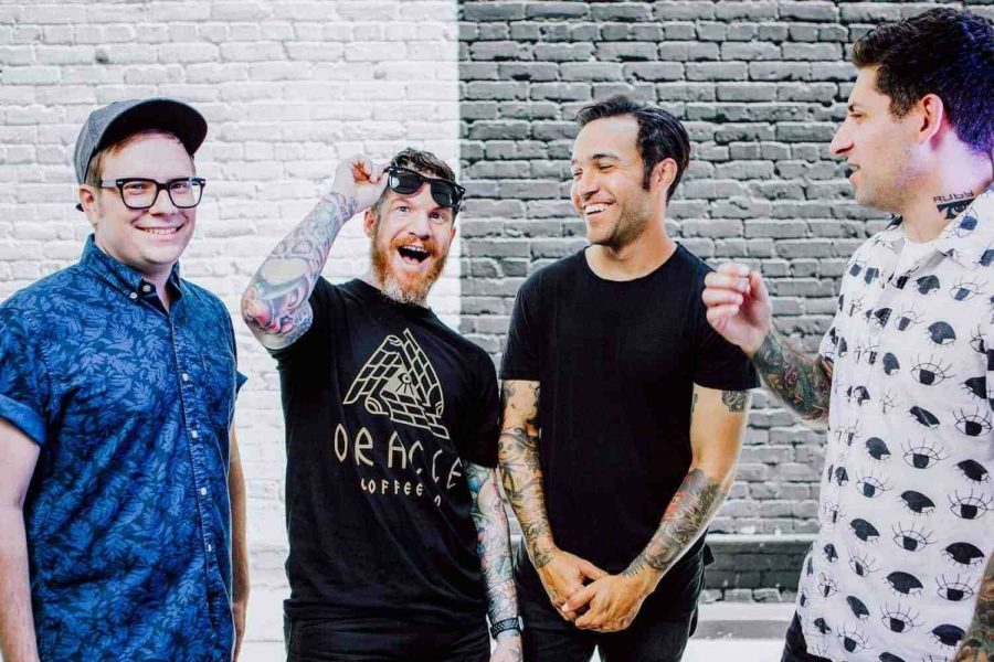 Слушать EP Fall Out Boy – Lake Effect Kid рецензия