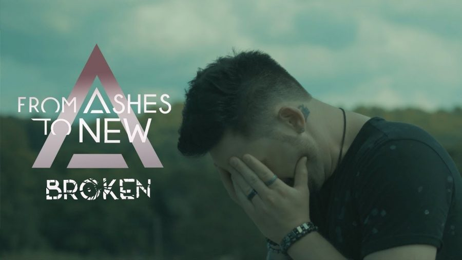 Клип From Ashes To New - Broken