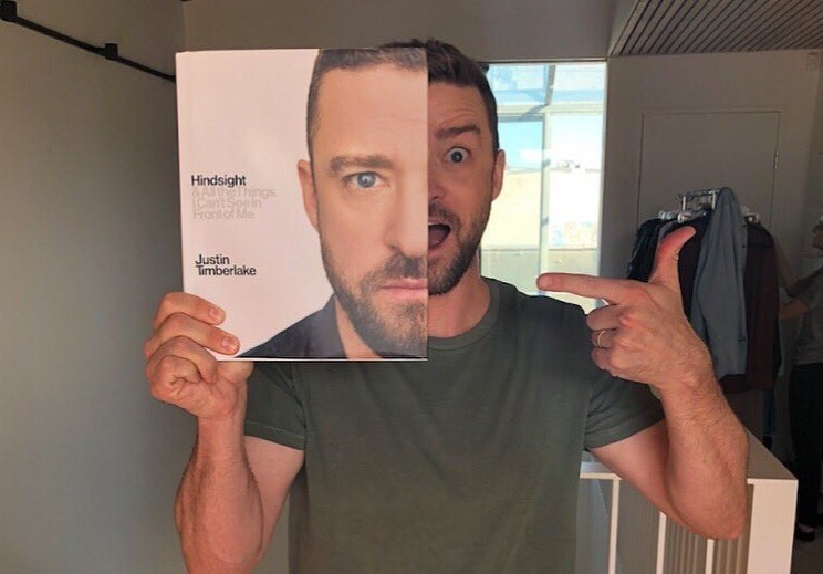 Автобиография Джастина Тимберлейка выйдет в конце октября