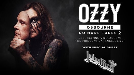 Оззи Осборн и Judas Priest порадуют британских поклонников тяжелой музыки