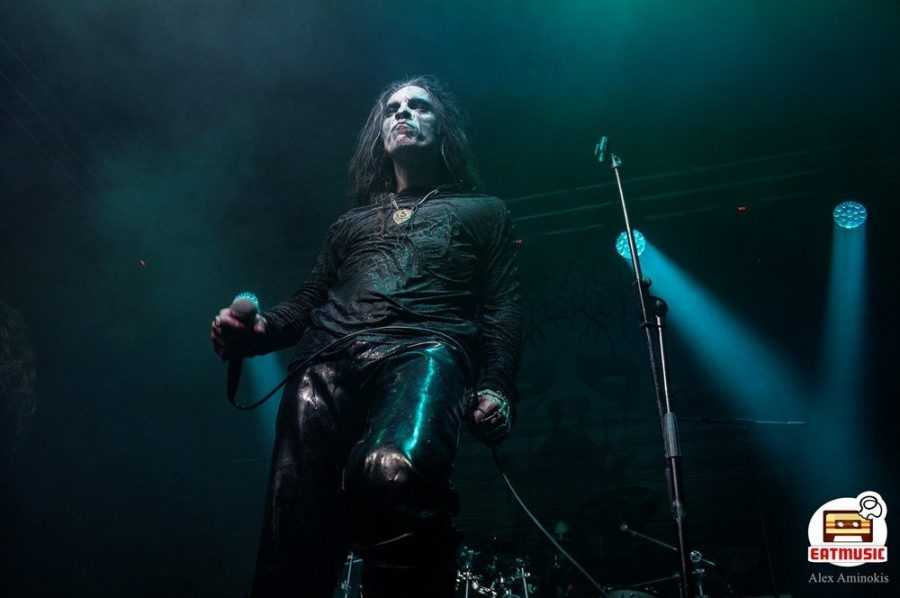 Концерт Carach Angren в Москве (14-09-2018 Zil Arena): репортаж, фото Александра Минеева