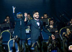 Концерт OOMPH! с симфоническим оркестром (14-09-2018 Crocus City Hall): репортаж, фото Полина Медведева