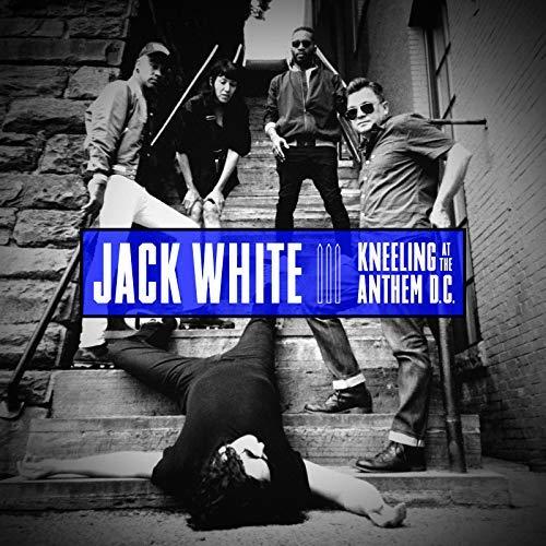 Концертный фильм Jack White: Kneeling at the Anthem D.C. выходит в сентябре