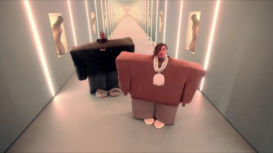 Клип Канье Уэста и Lil Pump установил новый рекорд на YouTube