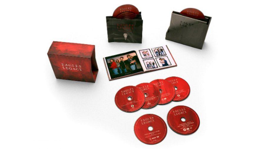 """Бокс-сет Eagles """"Legacy"""" появится в продаже в ноябре"""