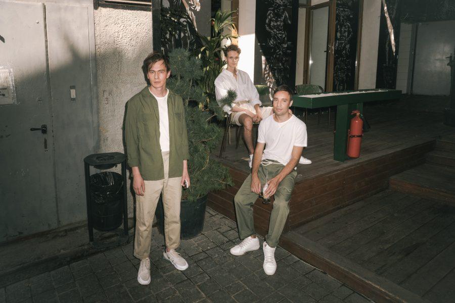 Слушать альбом OQJAV – Листики-цветочки: рецензия