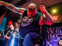 Московский концерт Mad Sin и The Fartstarter (06-10-2018 Rock House): репортаж, фото Кирилл Видеев