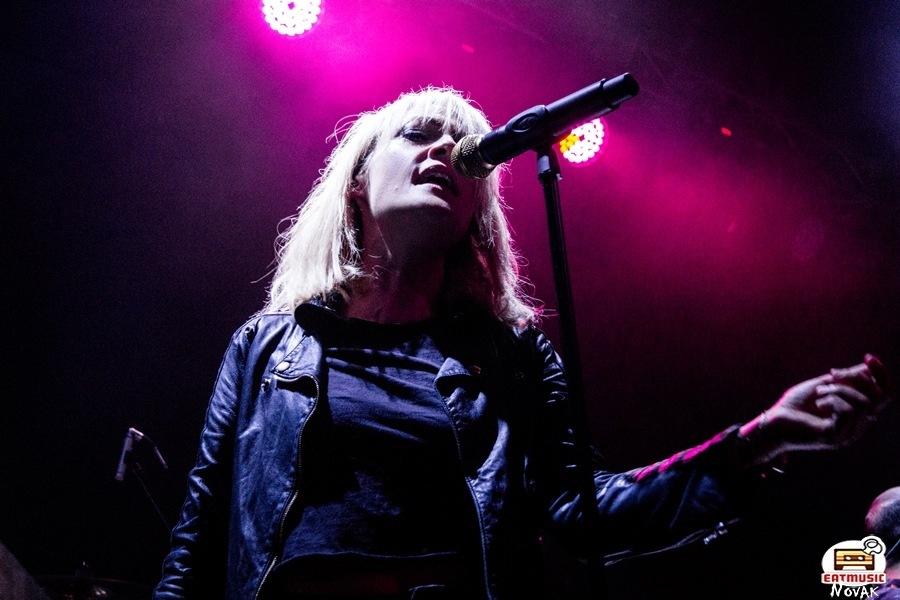 Концерт Metric в клубе RED (25-10-2018): репортаж, фото Анна Новак