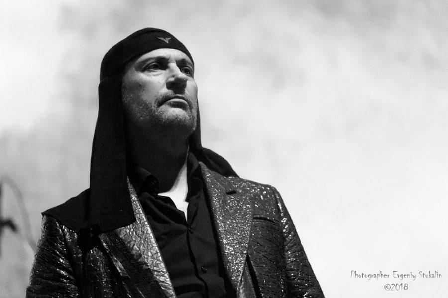 Концерт Laibach в Москве (11-10-2018 ГЛАВCLUB): репортаж, фото Евгений Стукалин