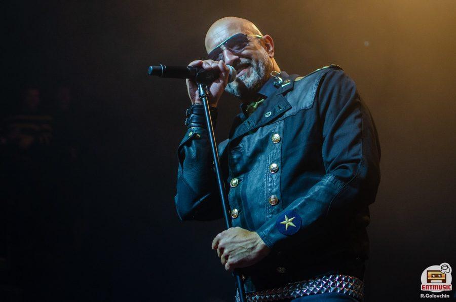 Концерт Eisbrecher в Москве (05-10-2018 RED): репортаж, фото Роман Головчин