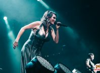 Концерт Within Temptation в Москве (18-10-2018 Adrenaline Stadium): репортаж, фото Александр Киселев