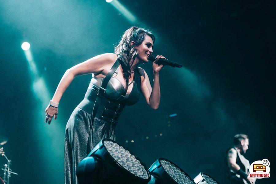 Концерт Within Temptation в Москве (18-10-2018 Adrenaline Stadium): репортаж, фото Александр Киселев