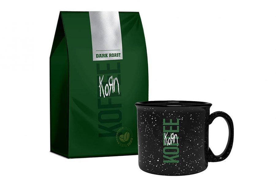 Кофе группы Korn стал доступен для заказа / Korn-Koffee