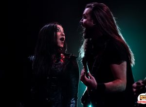 Концерт группы Sirenia (26-10-2018 Opera Concert Hall): репортаж, фото Елизавета Сластухина