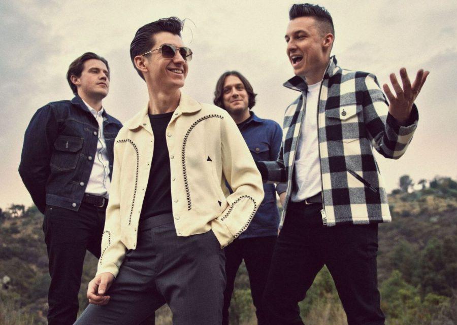 Arctic Monkeys выпустили документальный фильм Warp Speed Chic и анонсировали новый сингл