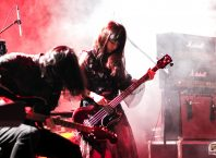 Концерт группы MONO в Москве (23-10-2018 ZIL Arena): репортаж, фото Роман Воронин